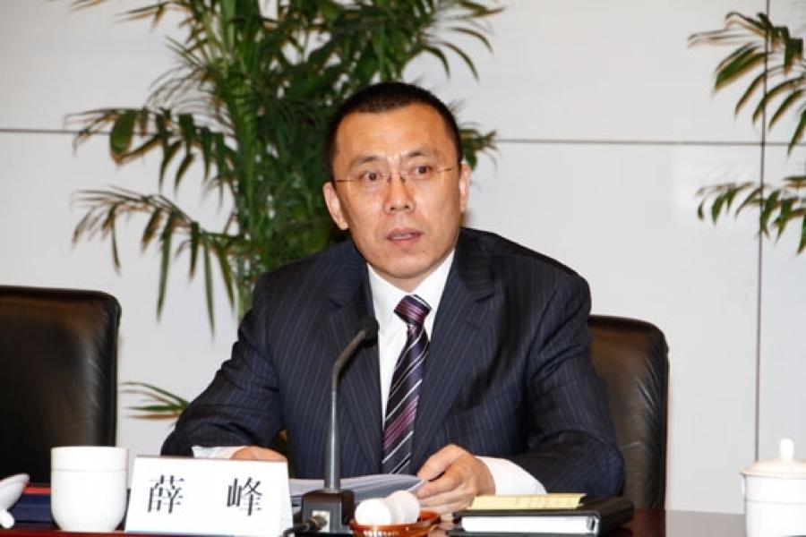 独家|中纪委公布建信财险董事长薛峰被查 或涉任职建行期间贿案