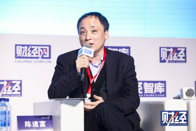 陈道富:金融机构要立足自身价值决定金融科技的转型策略