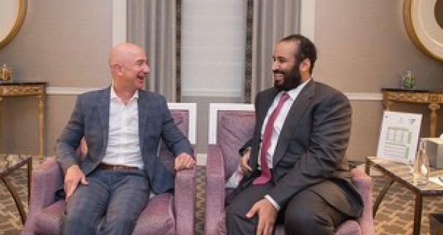 孙正义背后的男人:沙特的钱正在改变硅谷科技格局