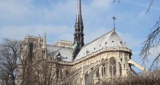 旅居巴黎:圣母院20年温情记忆