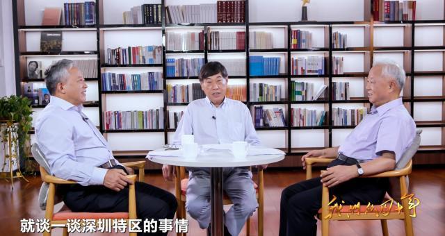 当年万人逃港事件,促使设立深圳经济特区   《我们的四十年》