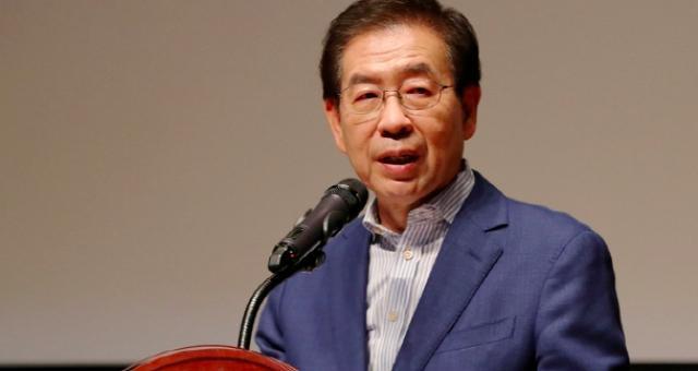 首尔市长自杀身亡:涉嫌性骚扰女秘书,曾是活跃的女权律师