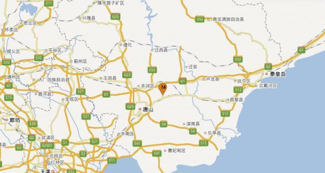 河北唐山古冶区发生5.1级地震,天津北京有震感无人员伤亡