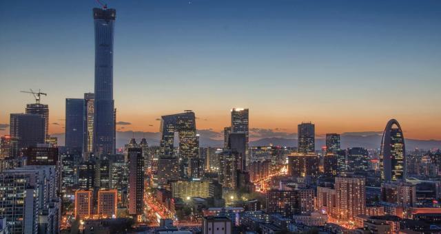 中国五大城市群发展潜力