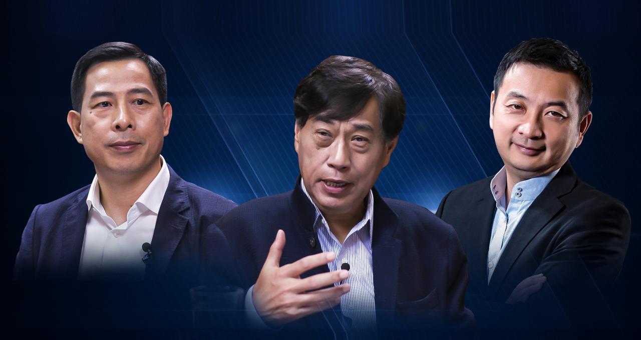 聊一波   王波明对话梁建章邓德隆:大变局、大企业与大战略